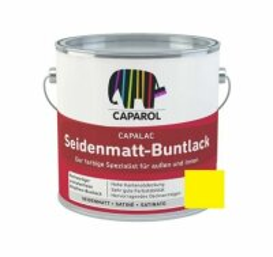 Caparol Capalac Seidenmatt-Buntlack 125 ml - Hochwertiger...
