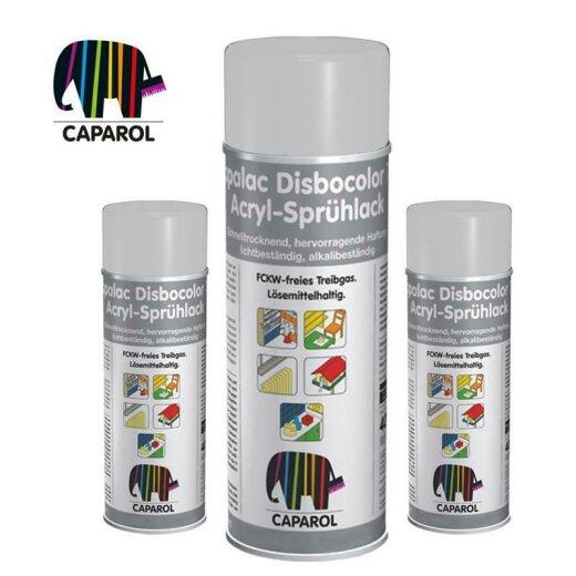 Caparol Capalac Disbocolor 781 - Acryl Sprühlack 400ml Lichtgrau glänzend