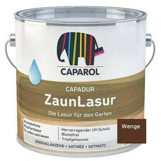 Caparol Capadur Zaun Lasur Wenge 2,5L
